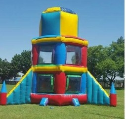 jumping-castle--inflatable-rocket