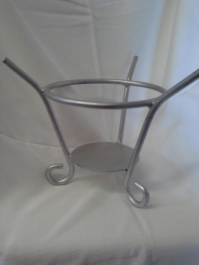 fondue-flower--candle-stand--large