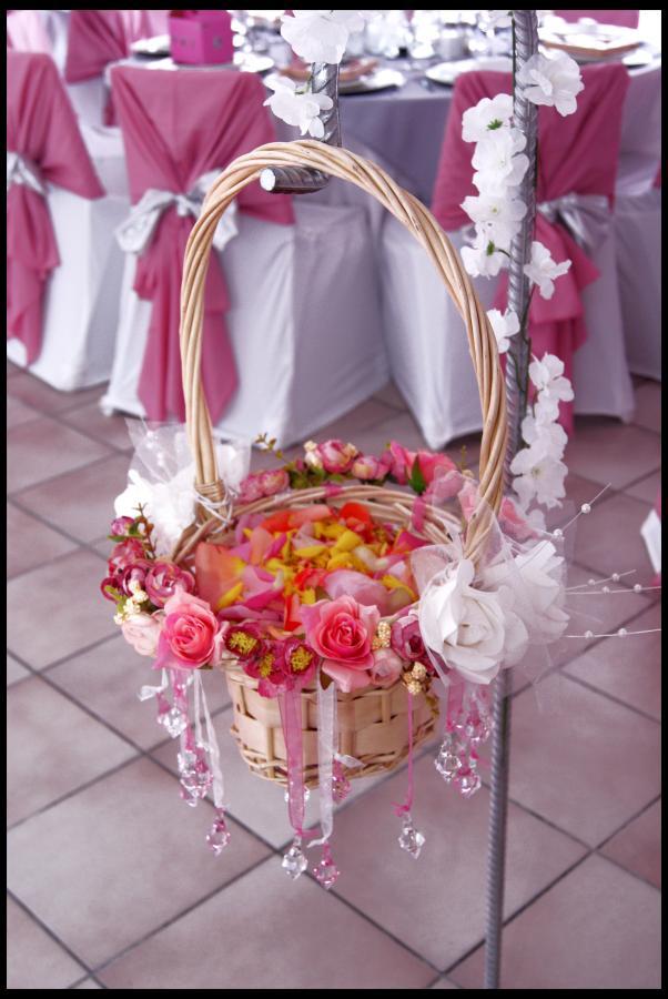 baskets--petals
