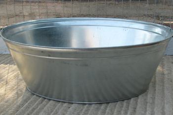 bath--galvanized