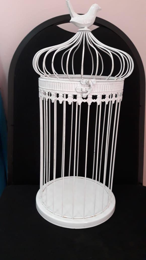 cage--white
