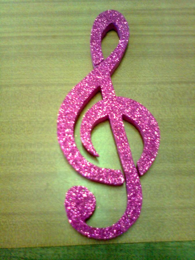 polystyrene--music-cleft