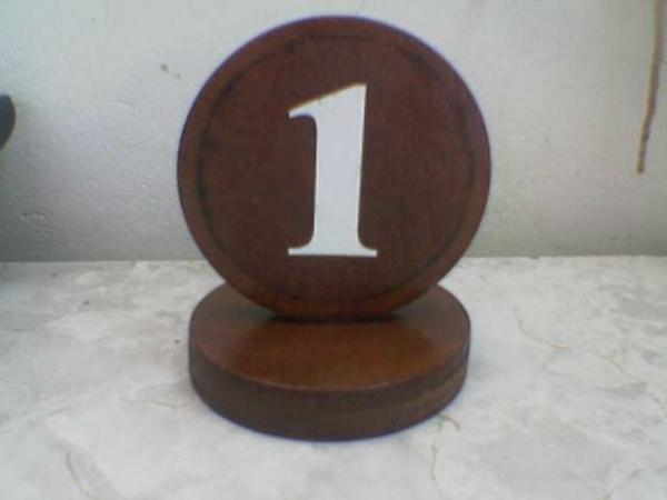 table-numbers